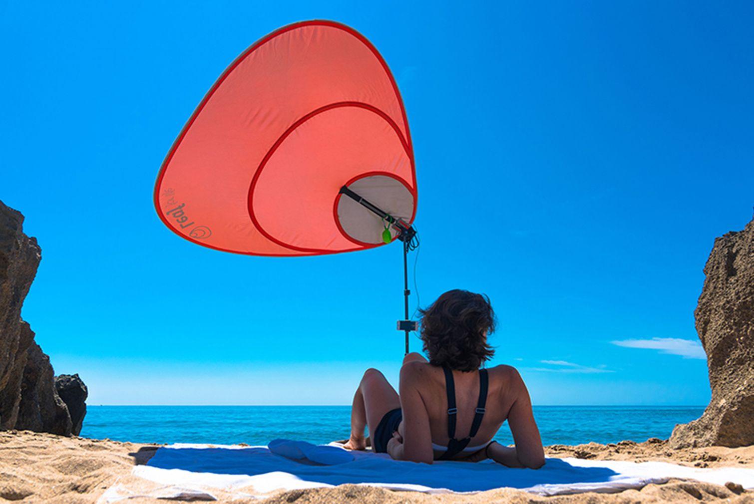 Parasol De Plage Decathlon Tribord