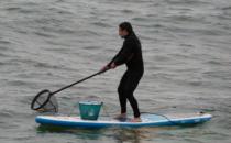 SUP Fishing Plastic : À la Pêche aux Plastiques…