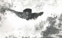 Duke Kahanamoku, Précurseur de la Natation en France