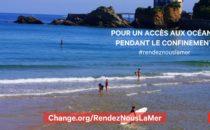 Rendez-Nous la Mer : la Pétition pour autoriser les Activités Nautiques